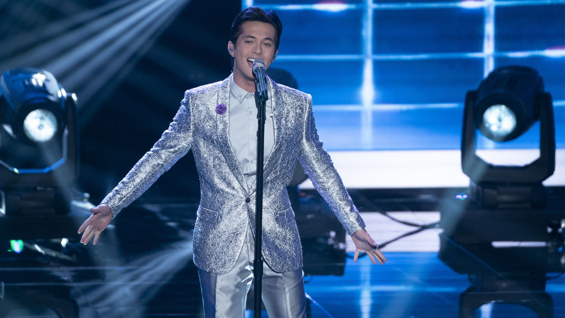 On to the finale- Laine Hardy's American Idol dream continues, advances to the show's finale_1557775727678.jpg.jpg