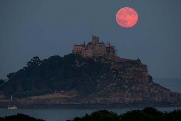 Strawberry Moon to light up tonight's sky