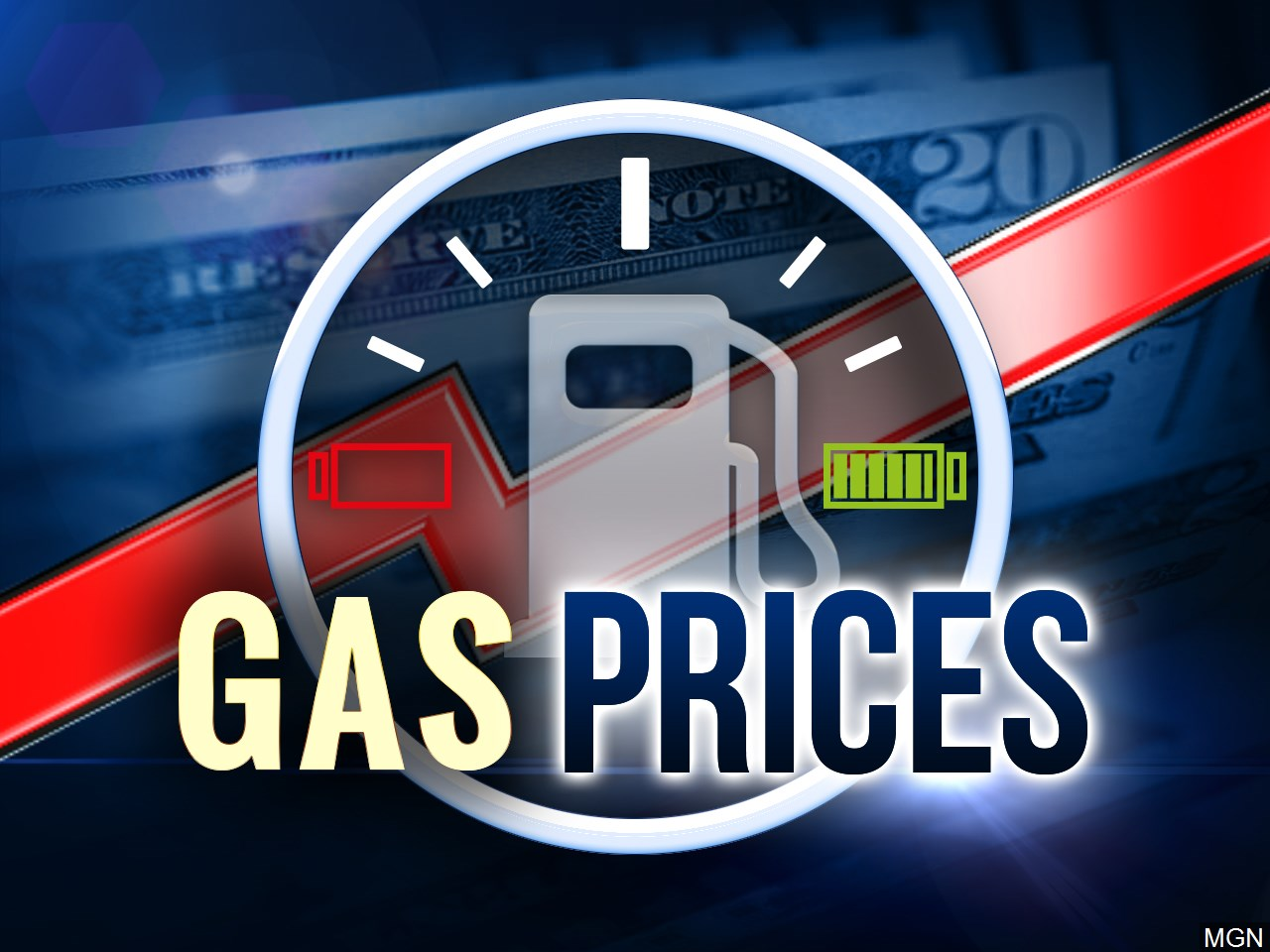 Cheapest gas streak ends as Baton Rouge prices rise