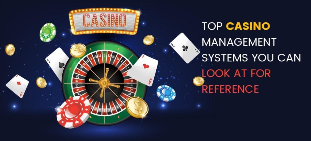 Buy Casino Management Solution