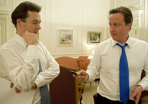 Osborne and Cameron need to make more spending cuts
