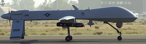 Remote controlled, UAV