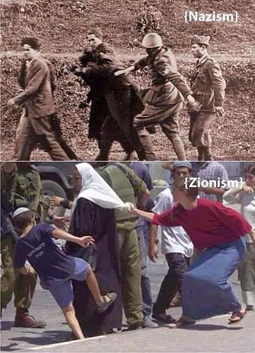 Israel Nazism 5 512