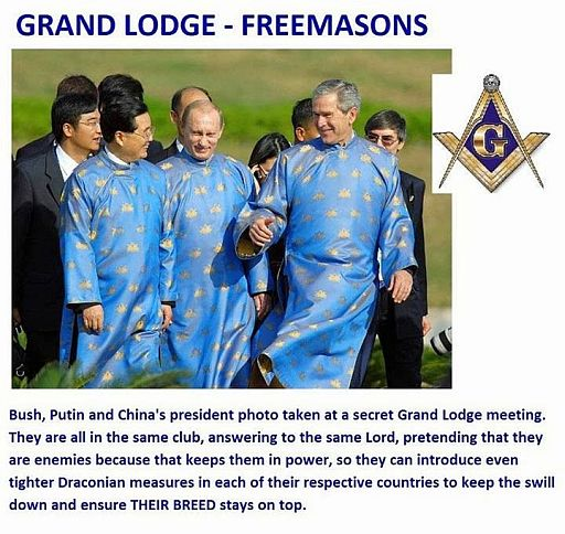 Freemason leaders 512