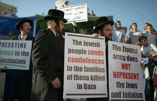 Israel does not represent Jews 512