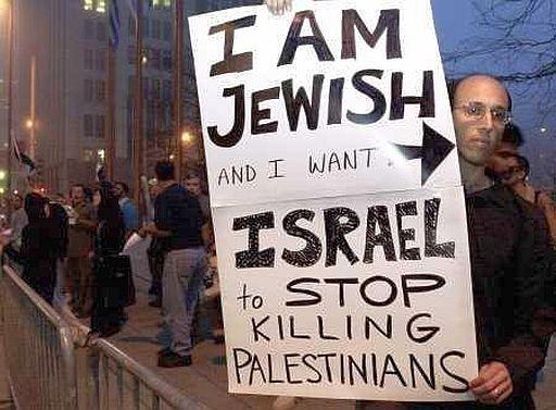 Israel. I am jewish. Stop killing palestinians. 512