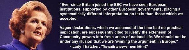 Thatcher EU 650