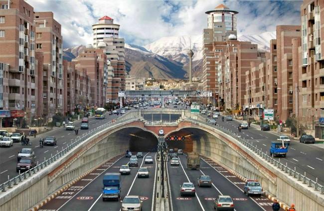 Tehran 650