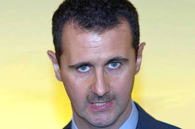 assad president of Syria 650