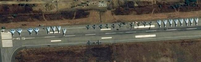 Latakia Syria Russian Aircraft 650