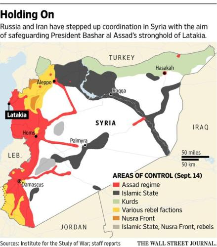 Putin falls into the Syria trap