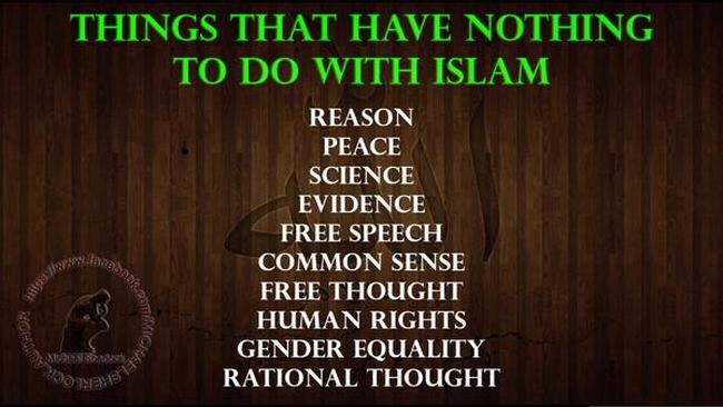 Islam. Nothing to do with 650