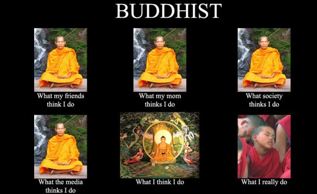 Buddhist meme 650