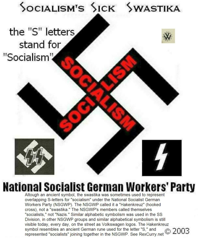 Hitler socialist 5 650