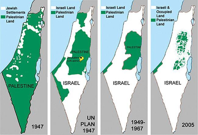 Israel Palestine 650