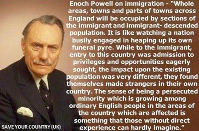 Enoch powell 650