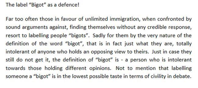 Free speech bigot 650