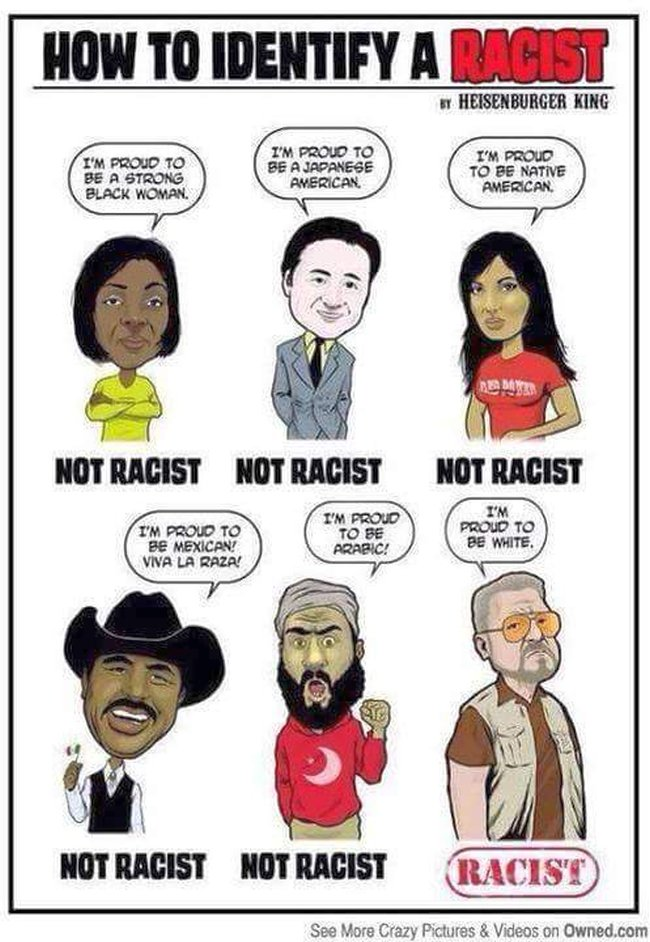 Racism truth 650