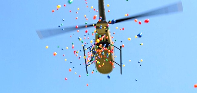 The economics of Helicopter Drops