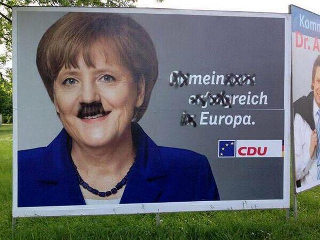 Merkel Hitler 650
