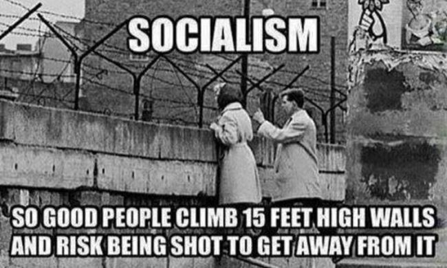 Why Socialism Occupies the Moral Low Ground