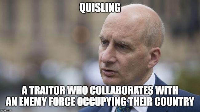 Brexit Quislings - The Memes