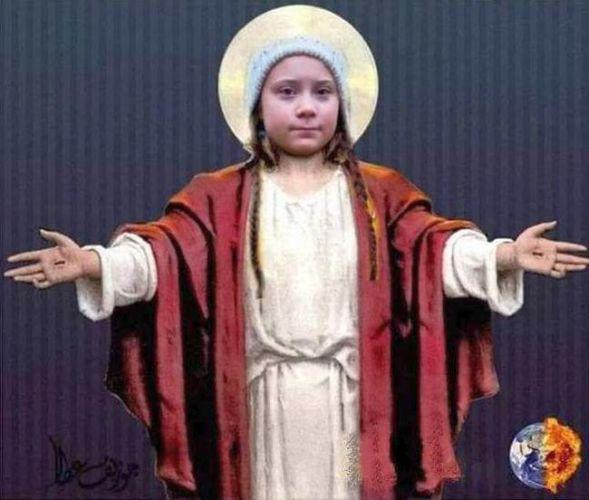 Greta Thunberg, The Memes #2