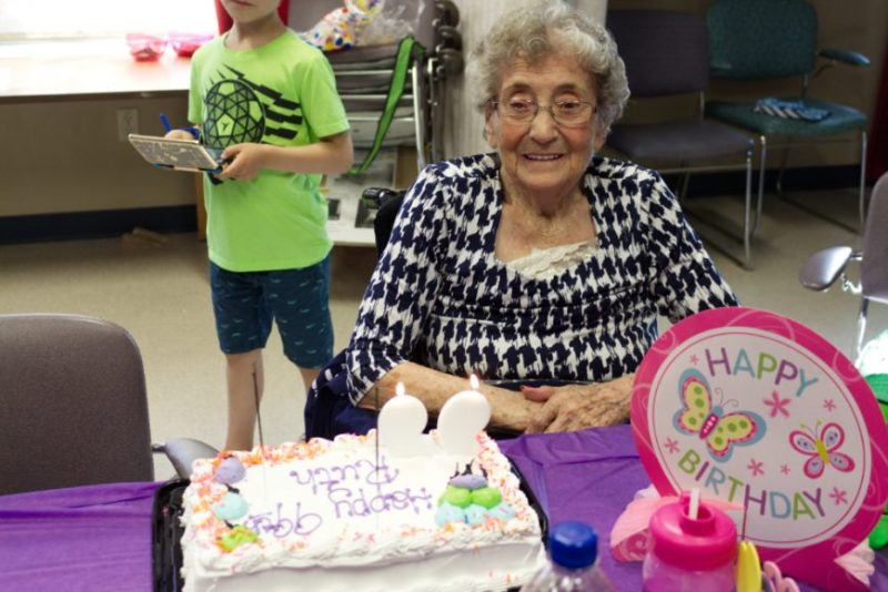 A Trip To Celebrate Grandma 99 Years Young & Still Full Of Life 2
