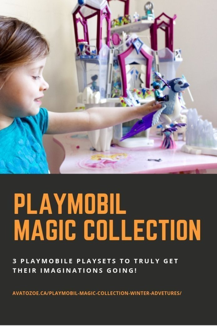 Playmobil Magic Collection