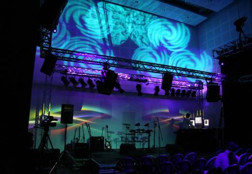 Picture of a Surround Concert in Auditorium 3 at Markeaton Street, 2011