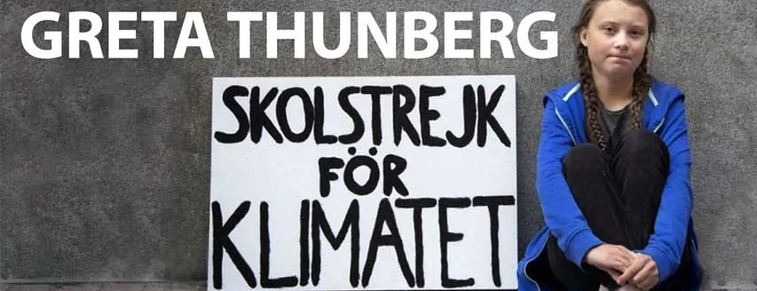 Follow Greta Thunberg on Twitter