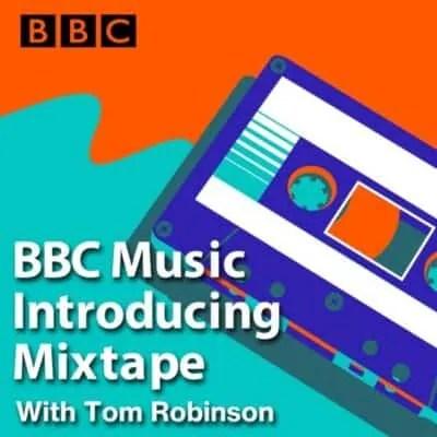 BRUCH on Radio 6Music Tom Robinson