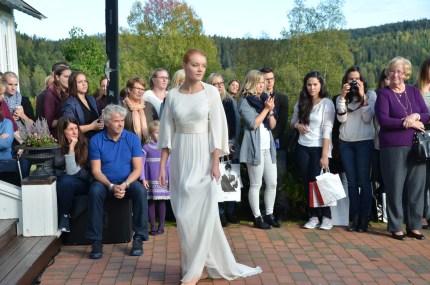 Leila Hafzi brudekjole