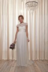 vintage brudekjole