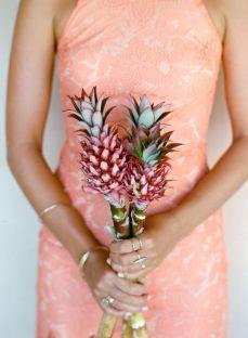 ananas-bryllup-brudebukett