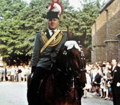 1964 Reitergeneral Willi Wimmers