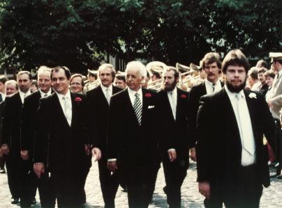 1987 Dorfgemeinschaft Moorshoven