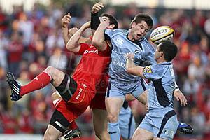 Munster V Cardiff