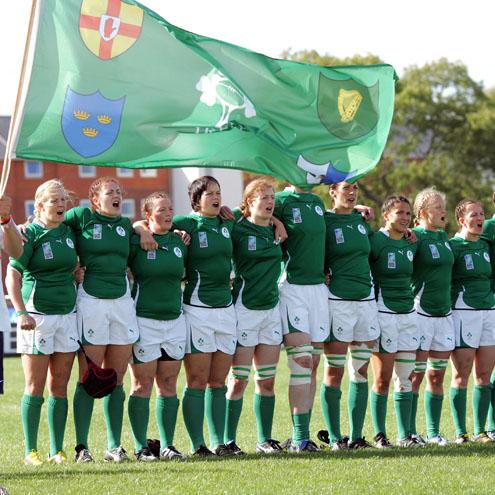 Ireland Ladies V USA, 24/8/2010