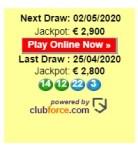 lotto May 2