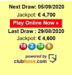 lotto 5th sep 2020