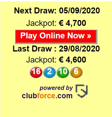 lotto 5th sep 2020