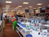 Showroom vernieuwing 2008