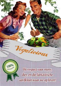 Vegalicious Volkskeuken @ De zandberg | Brugge | Vlaanderen | België