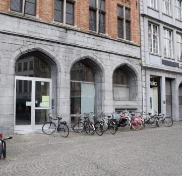 Binnenkort makkelijker fiets stallen vlak bij de markt