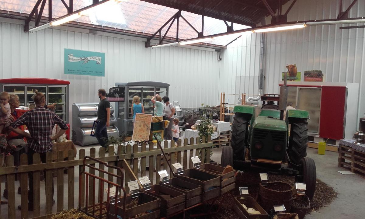 Bij Boer Bas koop je rechtstreeks van de boeren