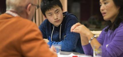 Asiel in de praktijk – bezoek aan het Rode Kruis Opvangcentrum
