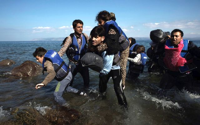 Allemaal mensen. 11.11.11 over migratie