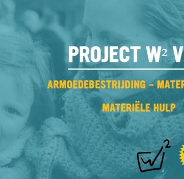 Steun project W² tijdens de warmste week