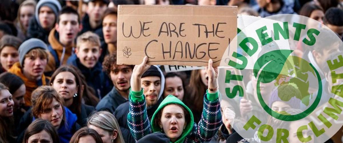 Gezocht: Studenten met ballen (m/v/x) en een hart voor klimaat